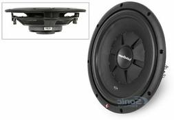 NEW Rockford Fosgate 10 Inch 400W 12 GA Car Audio Shallow Su