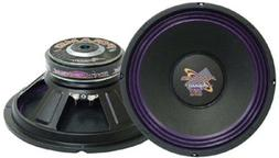 new 10 woofer speaker replacement 8ohm audio