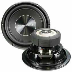 """NEW  10"""" Pioneer Subwoofer Bass.Replacement Speakers.4ohm.SV"""