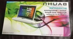 NEW Bauhn accessories Tablet/Smartphone Speaker and Stand Bu