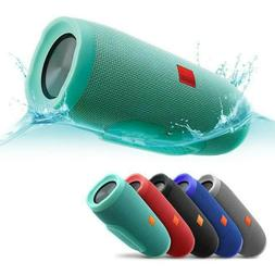 NEW Charge 3+ Waterproof Bluetooth Speaker Portable Wireless