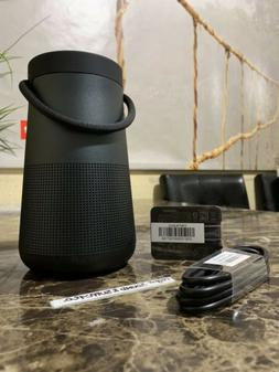 NEW BOSE SOUNDLINK REVOLVE + PLUS BLUETOOTH SPEAKER - BLACK