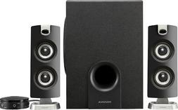 Open-Box Excellent: Insignia- 2.1 Bluetooth Speaker System