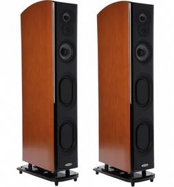 Pair  Polk Audio LSiM 707 Flagship Tower Speakers - Mount Ve