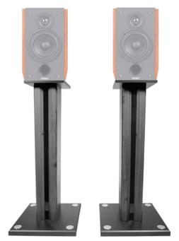 "Pair 26"" Bookshelf Speaker Stands For Edifier R2000DB Booksh"
