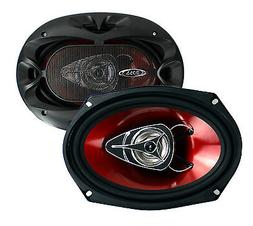 "New Pair Boss Ch6920 6X9"" 2 Way 350W Car Audio Speakers 350"