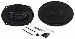 Kenwood KFC-6985PS 6x9-Inch 600W Speakers
