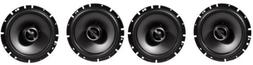 """Pairs Alpine 6.5"""" 2 Way Pair of Coaxial Car Speakers Totall"""