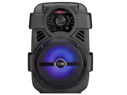 """QFX PBX-8 8"""" Rechargeable PA Party Speaker +Bluetooth +USB/S"""