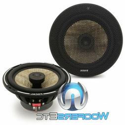 "FOCAL PC-165F 6.5"" EXPERT 70W RMS FLAX 2-WAY ALUMINUM TWEETE"