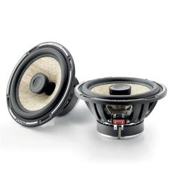 "FOCAL PC 165F Expert Flax Cone 16.5cm 6.5"" 2-Way Coaxial Car"