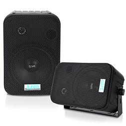 "PYLE PDWR50W 6.5"" INDOOR/OUTDOOR WATERPROOF SPEAKERS"