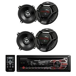 pioneer deh car audio cd