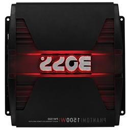 BOSS Audio PM1500 - Phantom 1500 Watt, 2/4 Ohm Stable Class