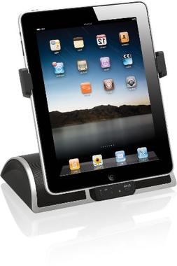 iLive Portable App-Enhanced Speaker with Rotating iPad/iPod/