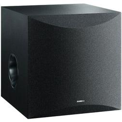 "Yamaha NS-SW100BL 10"" 100W Powered Subwoofer  Black"