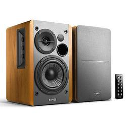 Edifier R1280DB Powered Bluetooth Bookshelf Speakers - Optic