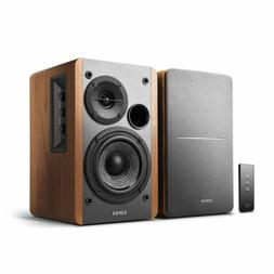 Edifier R1280T Powered Bookshelf Speakers, 2.0 Active Monito