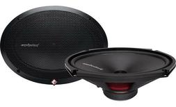 "ROCKFORD FOSGATE R169X2 6"" x 9"" 2-WAY CAR AUDIO COAX COAXIAL"