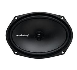 Rockford R169X2 6 x 9 Inches Full Range Coaxial Speaker, Set