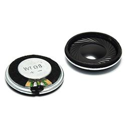 Gikfun 28MM 8Ohm 1W Full Range Audio Speaker Stereo Woofer L
