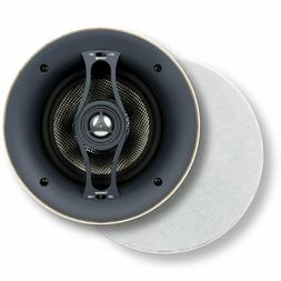 Micca Reference Series R-6C 6.5 Inch Two Way Ceiling Speaker