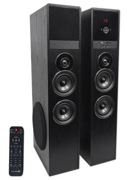"""Tower Speaker Home Theater System+8"""" Sub For LG UK6090PUA Te"""