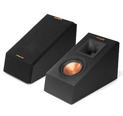 "Klipsch - Reference 4"" Surround Speakers  - Black"