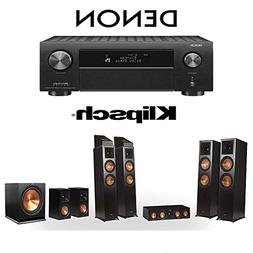 Klipsch RP-8060FA 7.1.4 Dolby Atmos Home Theater System with