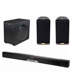 Klipsch RSB-11 Reference Sound Bar with Wireless Subwoofer w