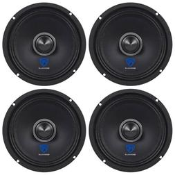 "Rockville RXM64 6.5"" 600w 4 Ohm Mid-Range Drivers Car Speak"