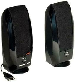 S150 USB Speakers with Digital Sound Built-in Controls Quali