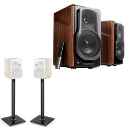 EDIFIER S2000MKIII Hi-Res Audiophile Speakers + Stands