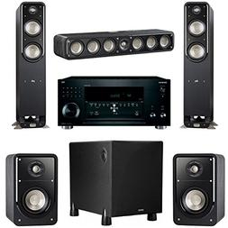 Polk Audio Signature S55 5.1 Speaker Package with Signature