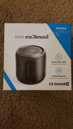 Anker SoundCore mini, Super-Portable Bluetooth Speaker with