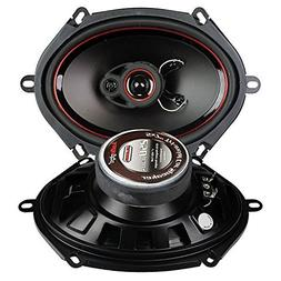 "AUDIOPIPE SPEAKER 5X7"" 3-WAY  250 WATT PP CONE"