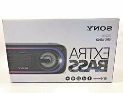 Sony SRS-XB40 Portable Bluetooth Speaker System with Lights