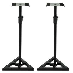 Studio Monitor Speaker Stand Height Adjustable Concert Band