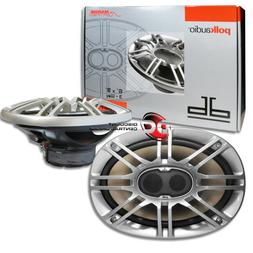 "ALPINE SXE-1750S 6.5"" 2-WAY COMPONENT WITH SXE-6925S 6""x9"" 2"