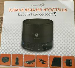 Ematic Tablet Accessory Kit with Bluetooth Speaker Bundle Br