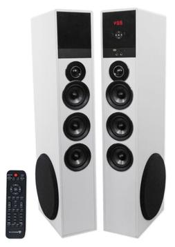 Tower Speaker Home Theater System w/Sub For LG UK6090PUA Tel