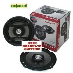 "Pioneer TS-F1634R 6.5"" 200W 2-Way Speakers"