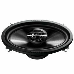 "Pioneer Ts-G4620s G-Series 4"" X 6"" 200-Watt 2-Way Coaxial Sp"