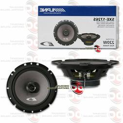 "NEW ALPINE SXE-1726S 6.5 INCH 6 1/2"" 2-WAY CAR AUDIO COAXIAL"
