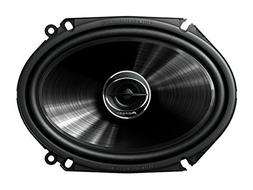 """Pioneer TS-G6845R 6""""x8"""" G-Series 2-Way Speaker with 250W Max"""