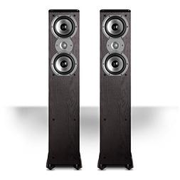 """Polk Audio TSi300 3-Way Tower Speaker with Two 5-1/4"""" Driver"""