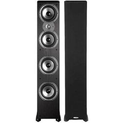 Polk TSi500 High Performance Tower Speakers w/ Four 6.5 Driv
