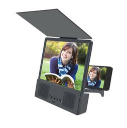 Turn your Phone into a small TV Cellphone Screen Magnifier,