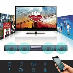 TV Home Theater Soundbar Bluetooth Sound Bar Speaker System