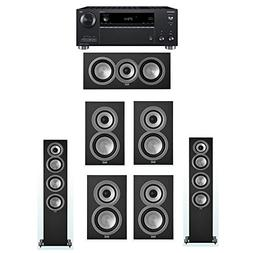 ELAC Uni-Fi 7.0 System with 2 UF5 Floorstanding Speakers, 1